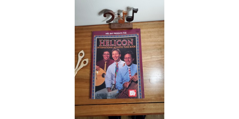 Helicon International Acoustic Tune Book