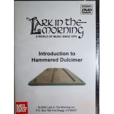 Introduction to Hammered Dulcimer DVD by Robin Petrie