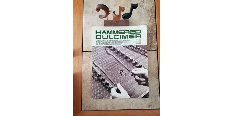 Hammered Dulcimer by Peter Pickow