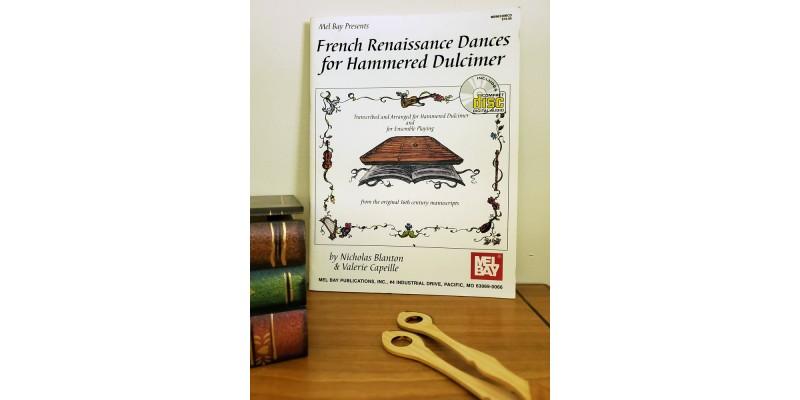 French Renaissance Dances for Hammered Dulcimer