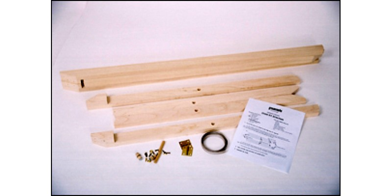 Dulcimer Short Stand Kit